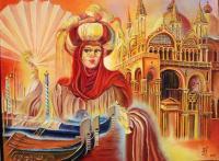 Evocation du Canaval de Venise