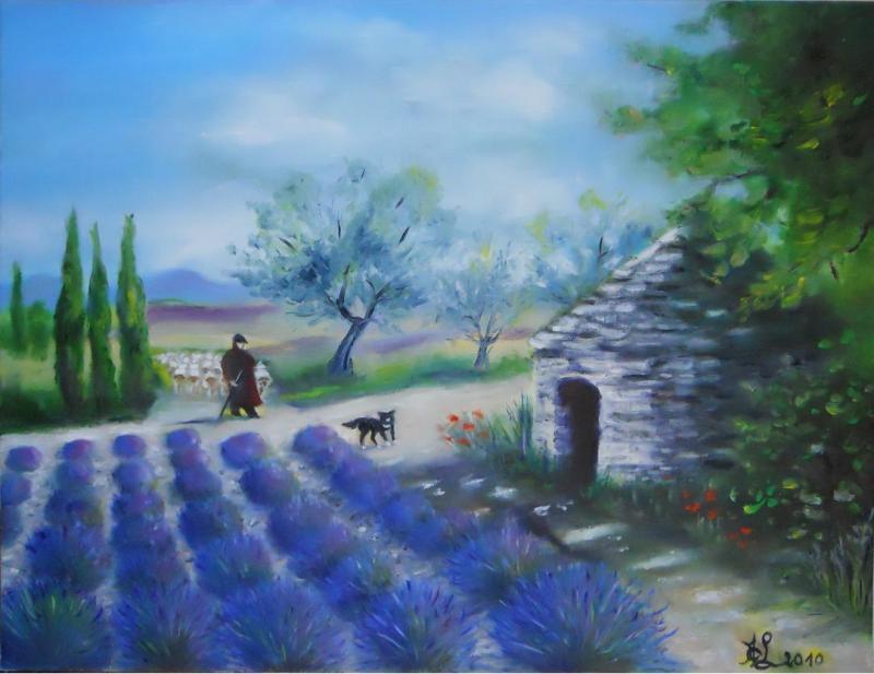 Chemin faisant en Provence