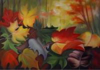Couleurs d'automne (VENDU)