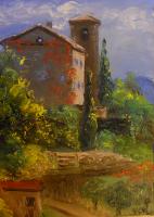 Le petit village de Courbon - VENDU