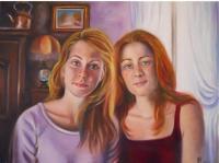 Deux sœurs (collection privée)