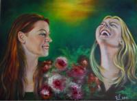 La blague - Éclats de rire (collection privée)