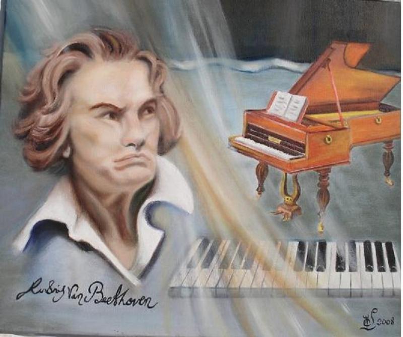 Evocation de Beethoven