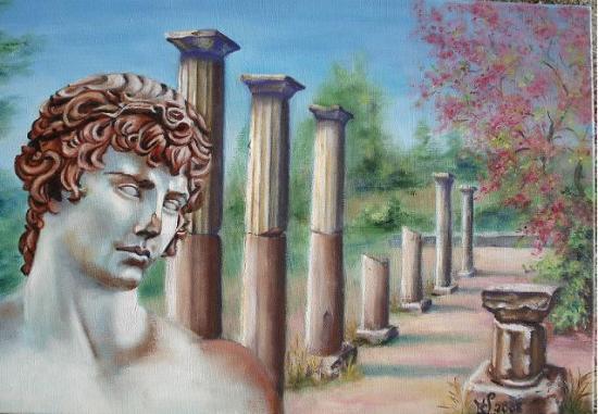 Grèce - Antinoüs (VENDU)