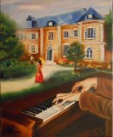 Le piano de Frédéric à Nohant