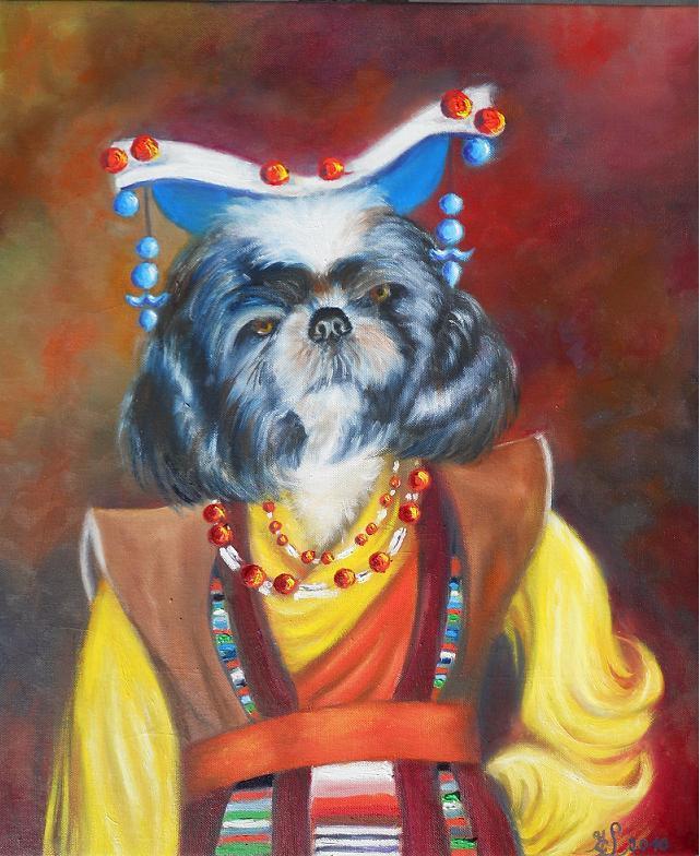 Miss Tibet (VENDU)