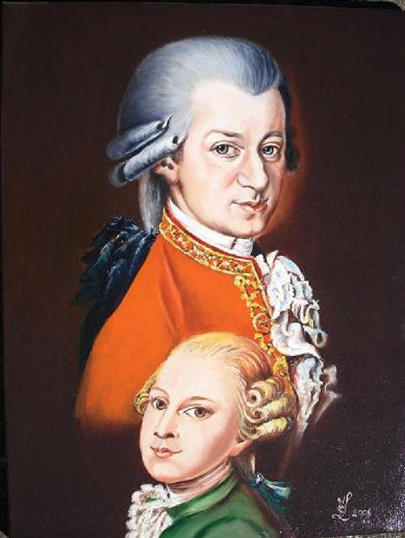 Mozart (collection privée)
