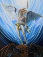 Saint Michel Archange (collection privée)