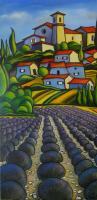 Village provençal - VENDU