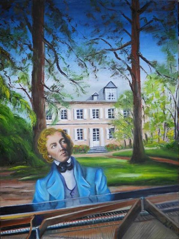 Un été à Nohant: Bicentenaire de Frédéric Chopin (1810/2010)